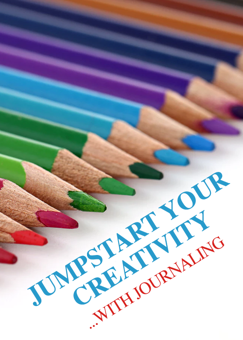 Jumpstart Your Creativity Through Journaling - Get Your Copy Now!